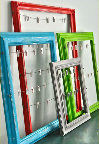 for Old picture frame projects
