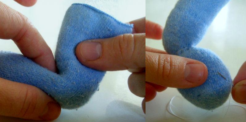 мягкая игрушка кролик своими руками