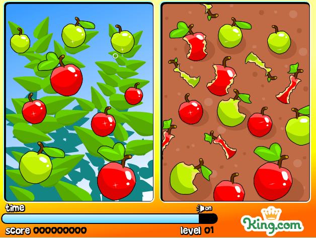 онлайн игры детские найди похожие предметы