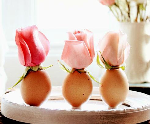 поделки из яиц своими руками
