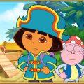 флеш игры онлайн для детей и малышей Дора