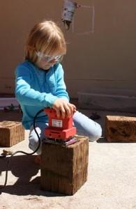 игровая детская площадка своими руками