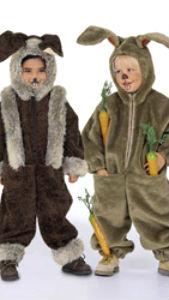 карнавальные новогодние костюмы для детей своими руками