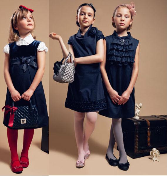 самые модная школьная форма для первоклассников
