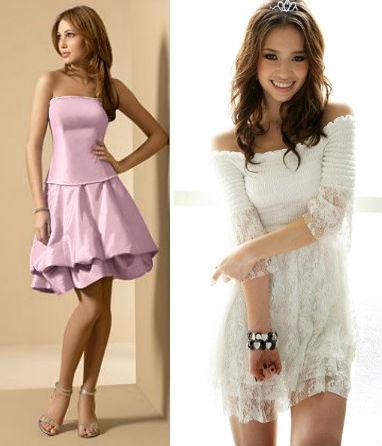 короткие платья на выпускной 2013-2014 фото