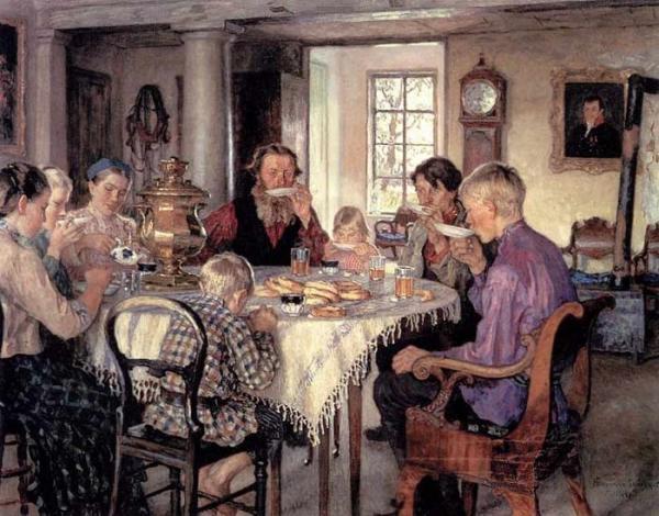 семейные традиции и ценности в россии