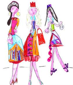 мода осень 2013 -2014 фото