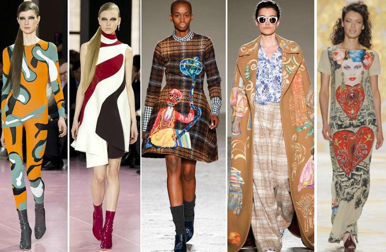 Мода зима 2015 юбки