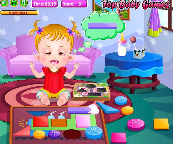 Ребенок онлайн игра