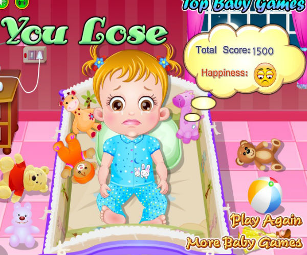 играть в игру для маленьких малышей