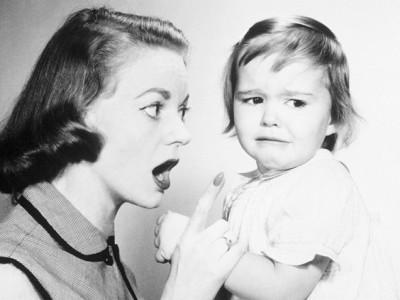 строгие родители