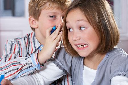 как отучить ребенка ругаться матом?