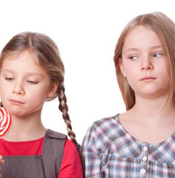 о детской зависти