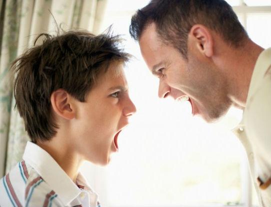 ненависть к ребенку