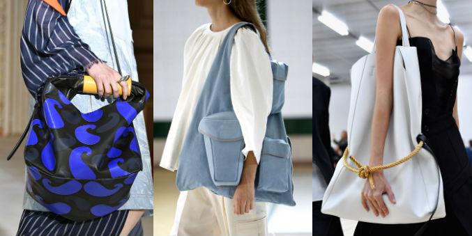 мода весна лето 2017 сумки