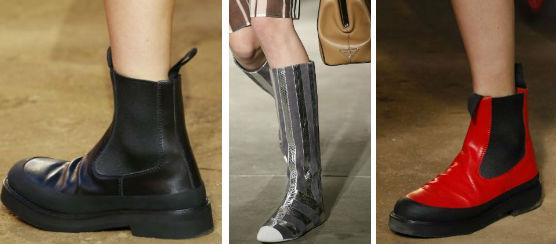 мода весна лето 2018 обувь фото