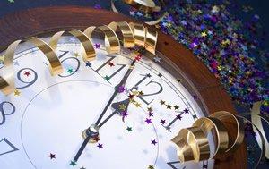 новогодние праздники 2019
