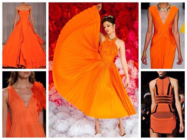 Цвет: оранжевый тигр
