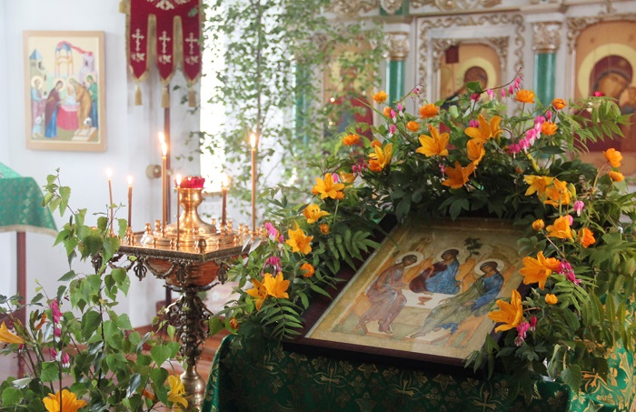 православная троица в 2019