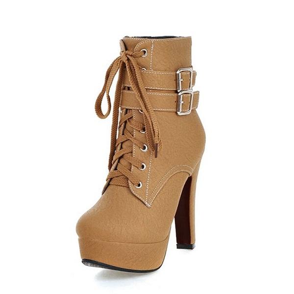 Обувь со шнурками или ремешками