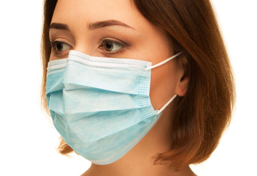 Медицинская маска для лица картинка