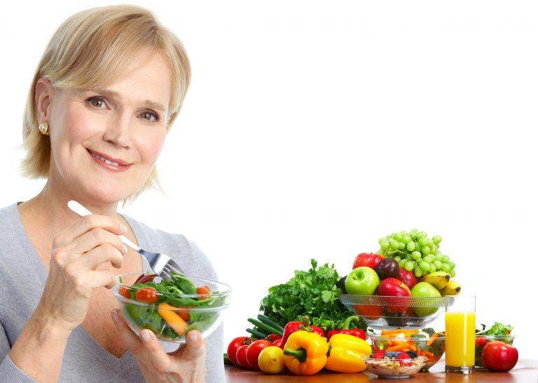 Эффективная диета для похудения при климаксе